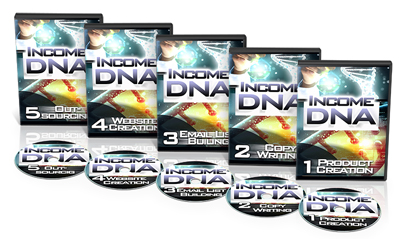 Income DNA Home Based Business Internet Marketing Make Money Small Busienss Online Course